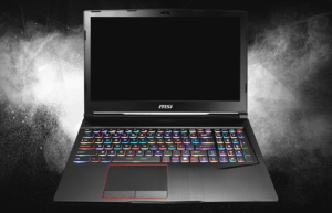 Sell MSi GE 63 Raider Laptop