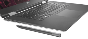Dell XPS 15 2-in-1 Laptop Keyboard