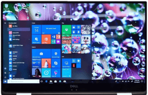 Dell XPS 15 2-in-1 Laptop Display
