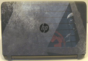 HP 15 SE Star Wars Laptop Back