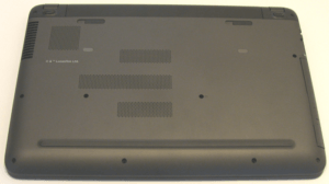 HP 15 SE Star Wars Laptop Bottom