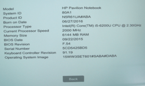 HP 15 SE Star Wars Laptop Specs