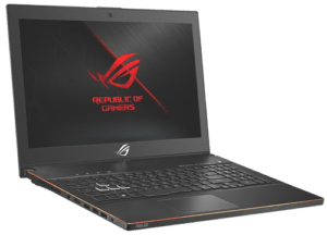 Asus Zephyrus GM501 Laptop Left Angle