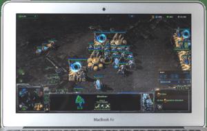 Gaming On MacBook Air 11 Inch