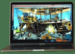Gaming On MacBook Pro