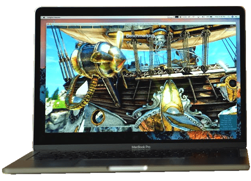 Gaming on a 2017 MacBook Pro with NVIDIA GeForce Now App | SellBroke