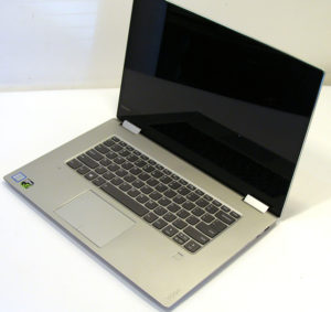 Lenovo Yoga 720 Laptop Right Angle