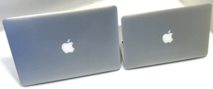 MacBook Air 11 and 13 Back