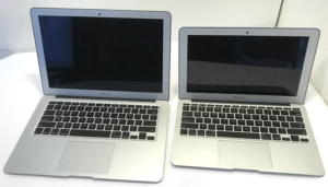 MacBook Air 11 and 13 Front