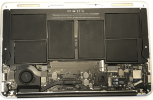 MacBook Air Inside