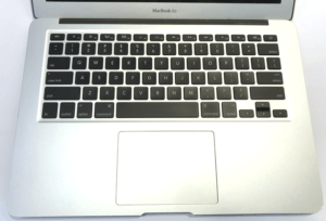 MacBook Air 13 Keyboard and Trackpad