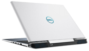 Dell G7 Laptop Back