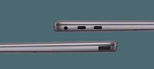 Huawei Matebook X Pro Laptop Ports