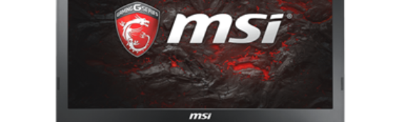 How to Disassemble, Repair and Upgrade MSI GE72VR GTX 1060 i7 7700HQ