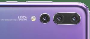 Huawei P20 Pro Phone Camera