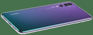 Huawei P20 Pro Phone Side