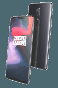 Oneplus 6 Phone Angle