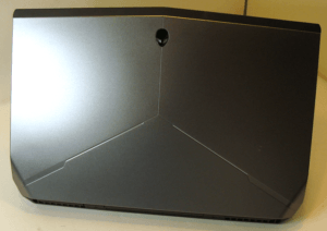 Alienware 17 R3 Gaming Laptop Back