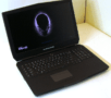 Alienware 17 R3 Gaming Laptop Left Angle