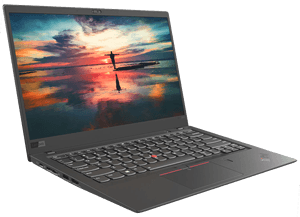 Lenovo ThinkPad X1 Carbon Gen 6 Intel i5-8250U Laptop