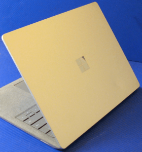 Microsoft Surface Laptop Back