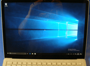 Microsoft Surface Laptop Display