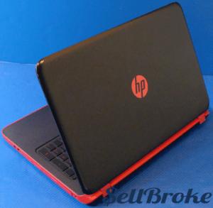 HP 15 Beats Laptop Back Left