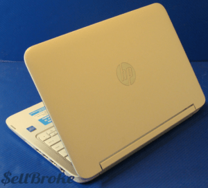 HP Stream 11 X360 Laptop Back Left