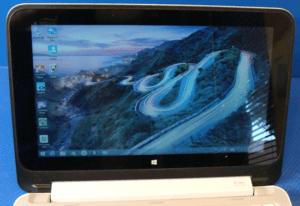 HP Stream 11 X360 Laptop Display