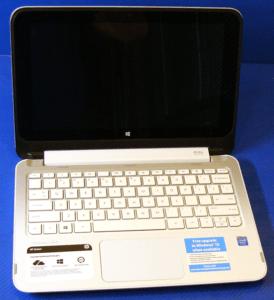 HP Stream 11 X360 Laptop Front