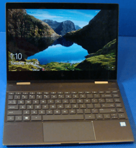 HP Spectre 13-ae013dx Laptop Front
