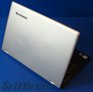 Lenovo Yoga 700-1ISK Laptop Back Right
