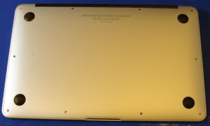 MacBook Air A1370 Laptop Bottom