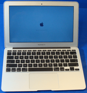 MacBook Air A1370 Laptop Front