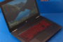 HP Omen 17 Left Angle