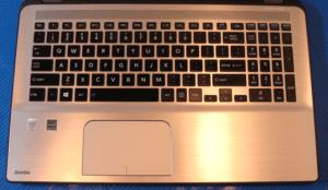 Toshiba P55W B5220 Keyboard