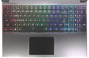 Eluktronics Mech 15 G2 Keyboard