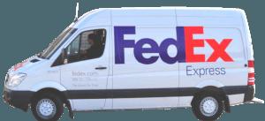 FedEx Express Truck