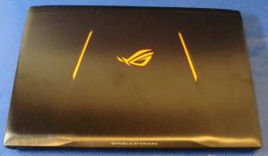 Asus GL502VMK Lid