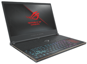 Asus Zephyrus GX531 Left Angle