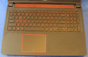 Dell Inspiron 5577 Keyboard and Trackpad