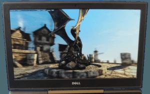 Dell Inspiron 7567 Screen
