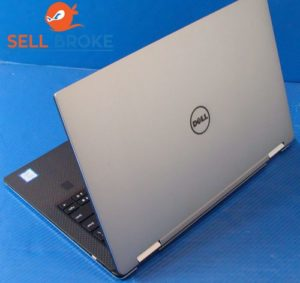 Dell XPS 13 9365 Back
