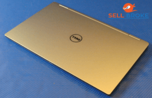 Dell XPS 13 9365 From Above