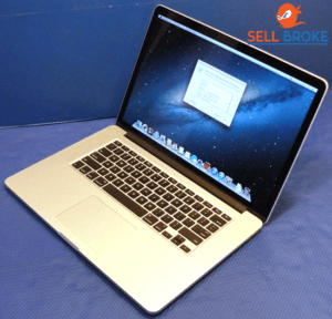 Macbook Pro A1398 Right Angle