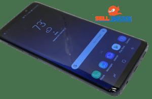 Samsung Galaxy S9 Angle
