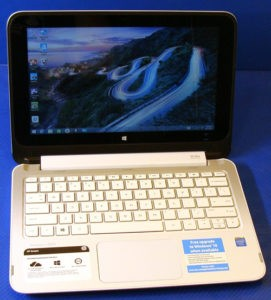 HP 11-inch Laptop