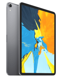 iPad Pro 2018 Angle