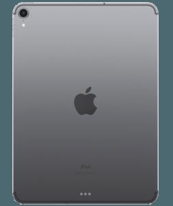 iPad Pro 2018 Back