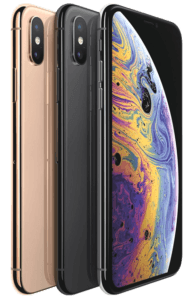 iPhone XS MAX Colors